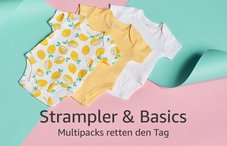 Strampler & Basics