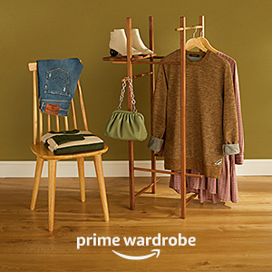Prime Wardrobe exklusiv für Prime-Mitglieder