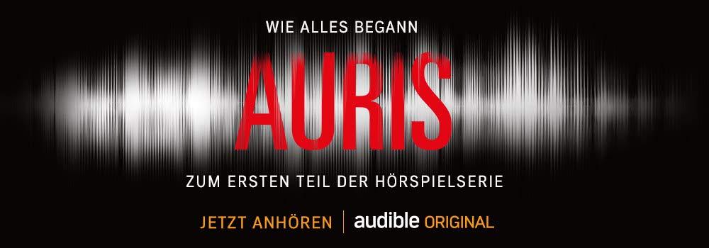 Auris - Zum ersten Teil der Hörspielserie