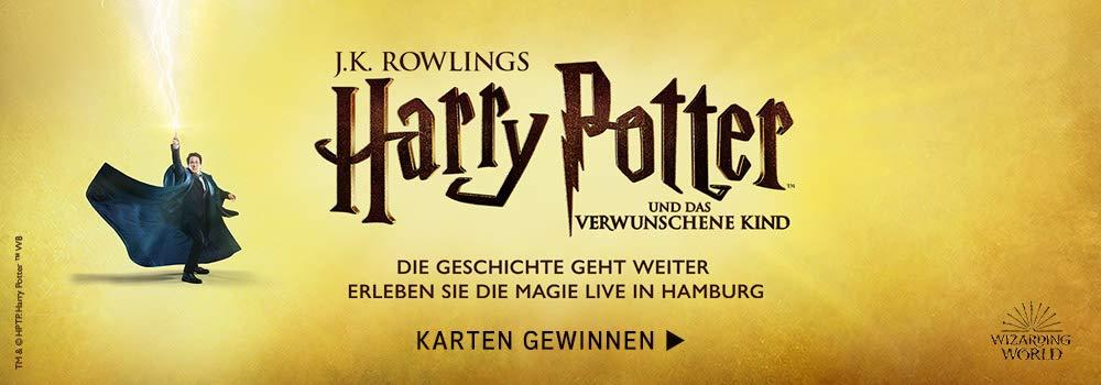 Harry Potter auf Alexa