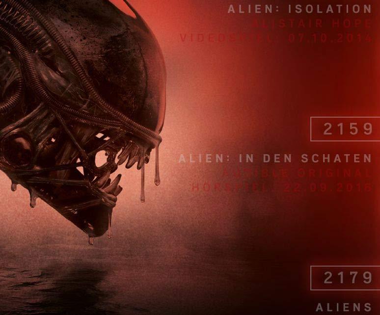 Alien Hörspiele und Hörbücher