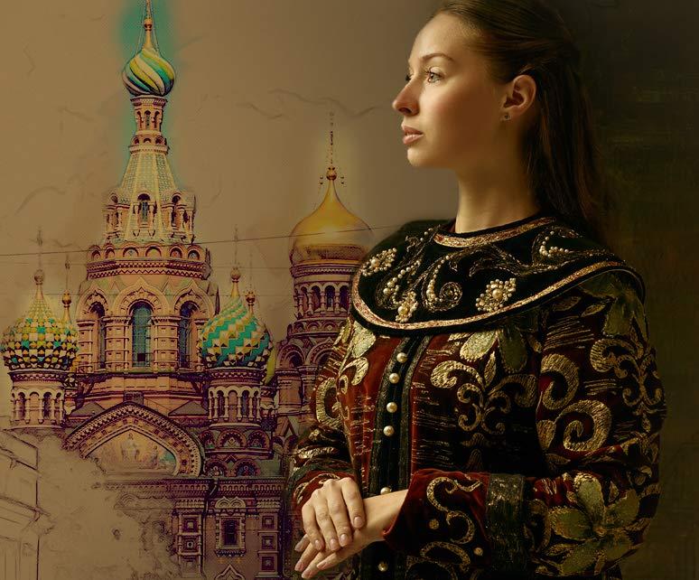 Historische Romane aus Russland I Audible Magazin