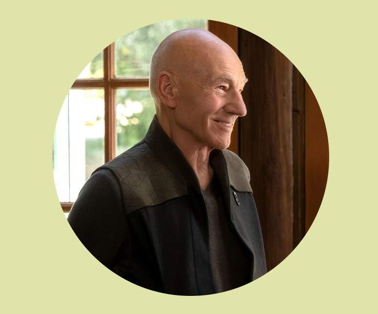 Captain Picard Serie I Audible Magazin