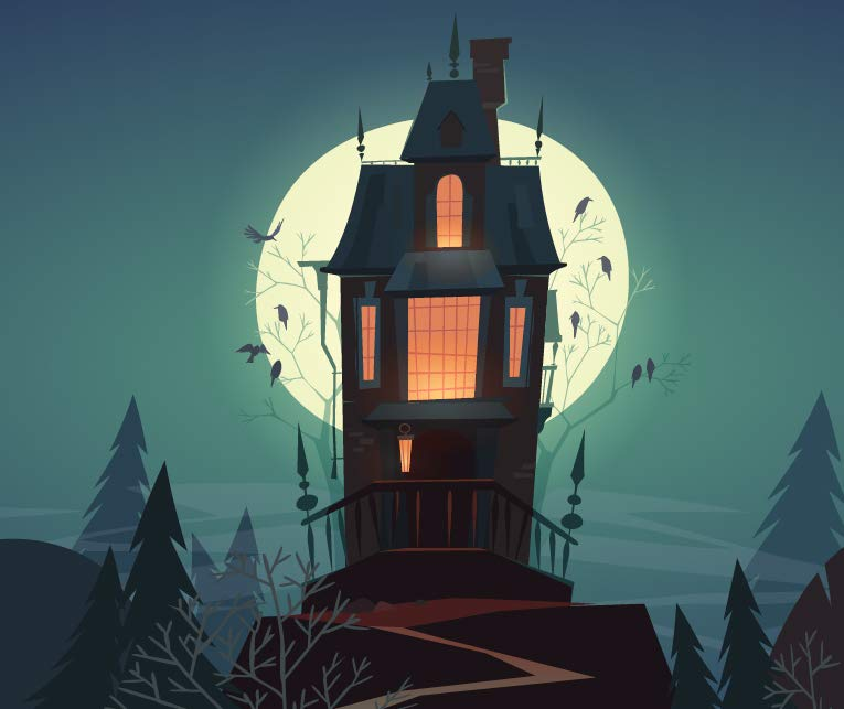 Geisterjagd zu Halloween | Audible Magazin