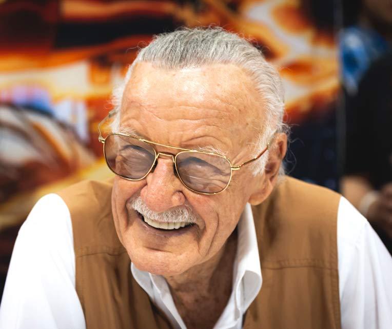 Stan Lee's Vermächtnis | Audible Magazin