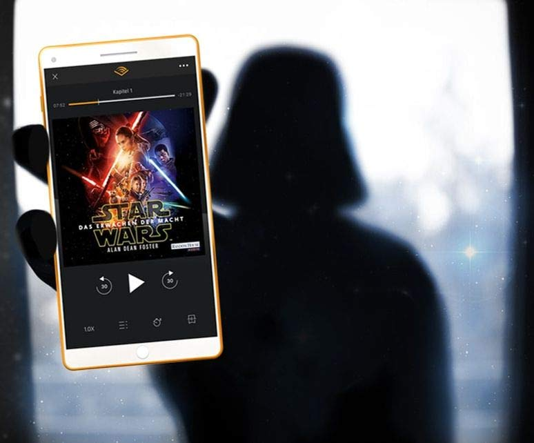 Star Wars Hörspiele & Hörbücher I Audible Magazin