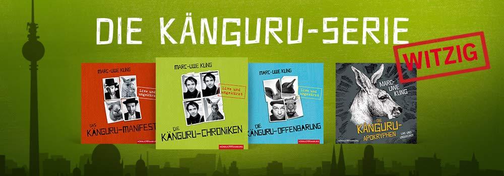 Die Känguru-Chroniken von Marc-Uwe Kling