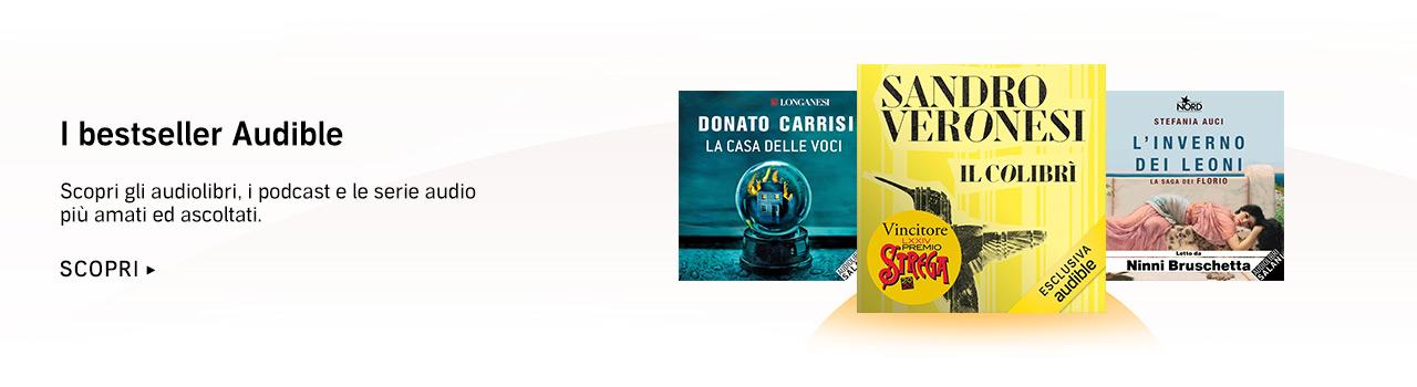 Audible Bestseller - Angesagte Spiegel-Bestseller und aktuelle Lieblingstitel der Bestsellerlisten. Immer brandneu bei uns.