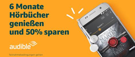 [amazon.de] 6 mjeseca Audible za 4,95€ mjesečno umjesto 9,95€