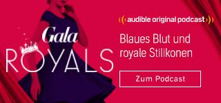 GALA Royals   Audible Original Podcast