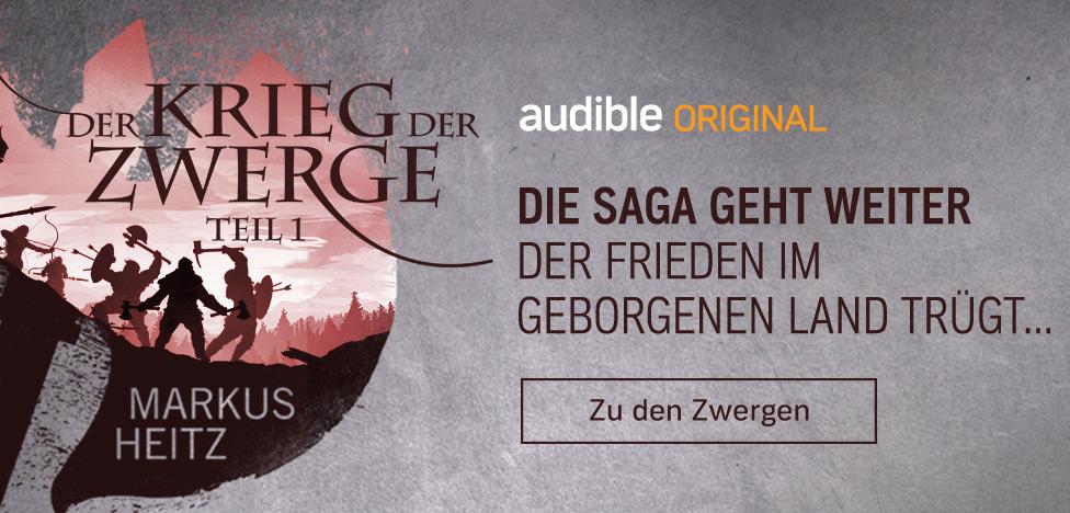 Krieg der Zwerge Teil 1 (Zwerge-Saga 2)