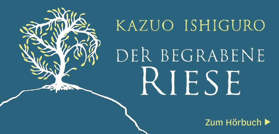 Der begrabene Riese von Kazuo Ishiguro