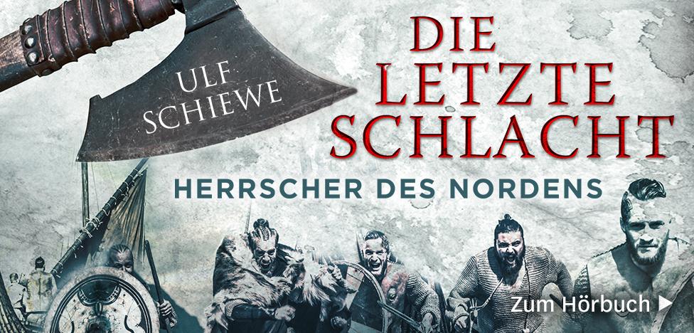 Die letzte Schlacht (Herrscher des Nordens 3)