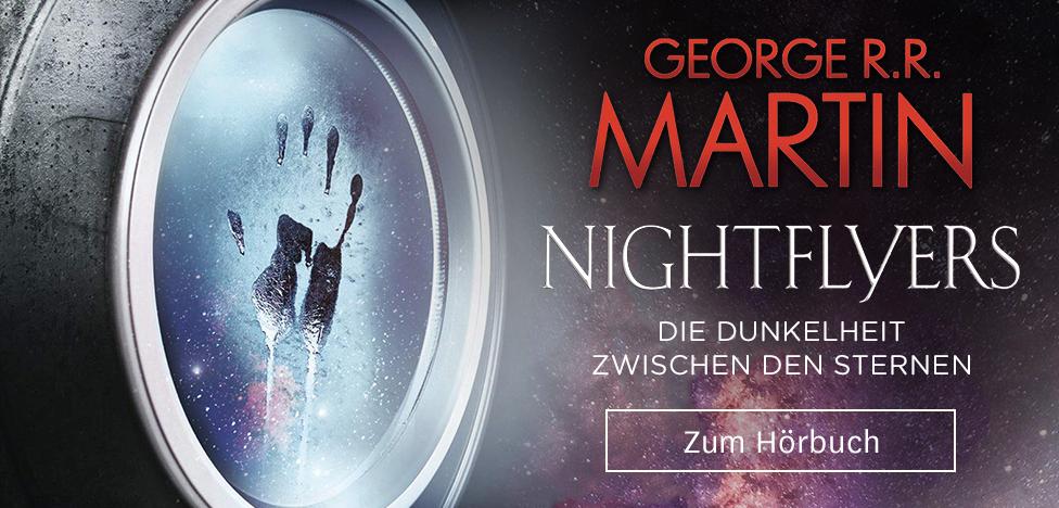 Nightflyers von George R. R. Martin