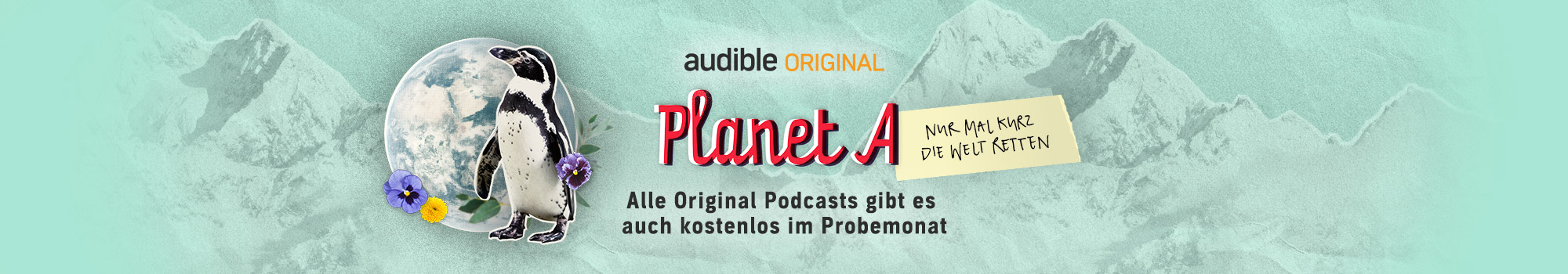 Planet A Podcast