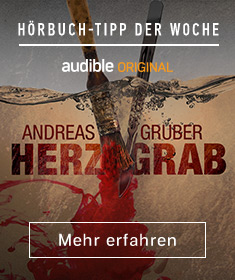 Popover-Bild in der Audible Navigation