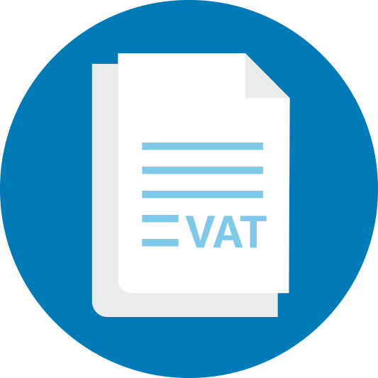 Manage your VAT invoices