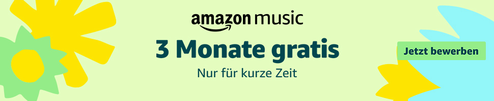 [amazon.de] 3 mjeseca Amazon Music Unlimited besplatno