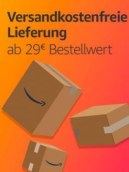 Versandkostenfreie Lieferung ab 29€