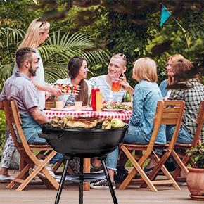 Bis zu -37% auf Grills, Gartenmöbel und alles für Ihren Garten