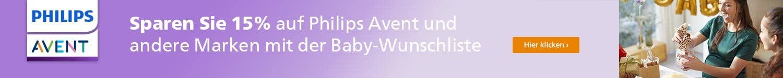 Baby Wunschlisten Rabatt