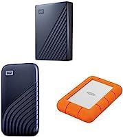 Externe Festplatten & SSDs