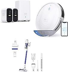 Smart Home Produkte von eufy