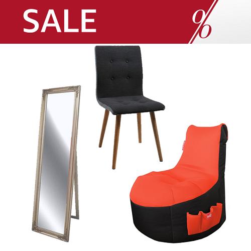 Bis zu 25% reduziert: Möbel Restposten