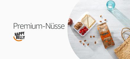 Happy Belly- Premium-Nüsse