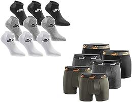 Puma Socken & Boxershorts