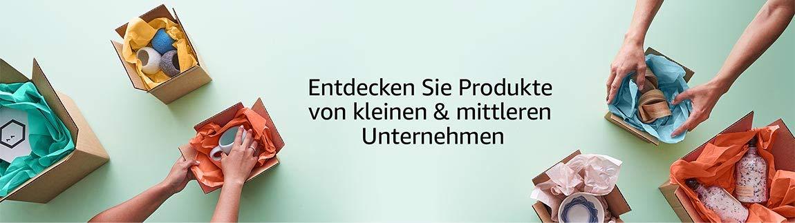 Entdecken Sie Produkte von kleinen und mittleren Unternehmen
