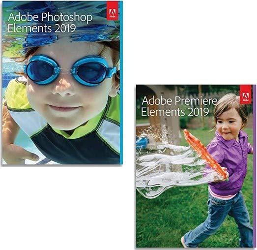 Rebajas en Adobe Photoshop Elements y Adobe Premiere Elements 2019
