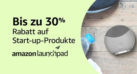 Bis zu 30%  Rabatt auf Start up Produkte