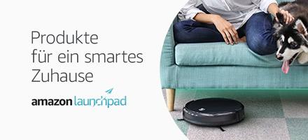 Amazon Launchpad: Smart Home Produkte von Start-ups