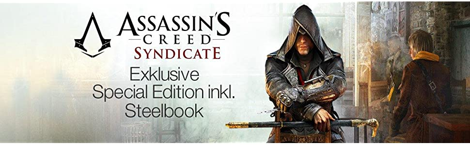 Assassin's Creed Syndicate - Special Edition ...