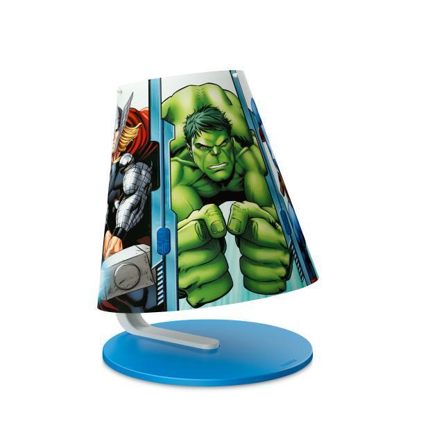 Philips Marvel Iron Man LED Taschenlampe blau//rot 717673516