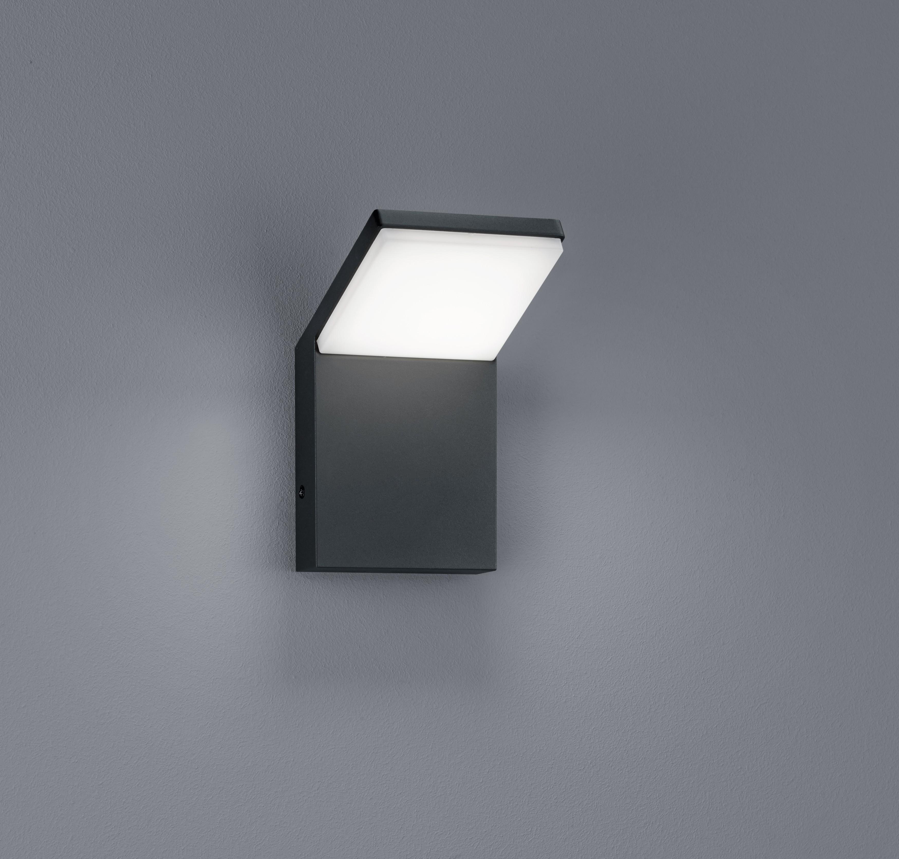 trio leuchten led aussen pollerleuchte pearl aluminiumguss. Black Bedroom Furniture Sets. Home Design Ideas