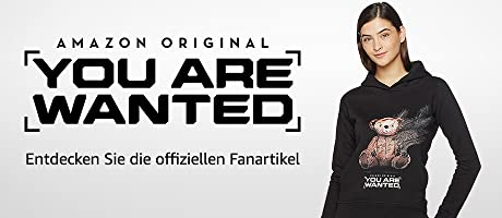 You Are Wanted S1 Merch