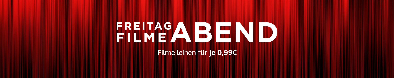[amazon.de] Filme um 0,99€ ausleihen