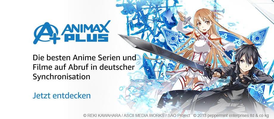 Die besten Anime Serien und Filme auf Abruf in deutscher Synchronisation