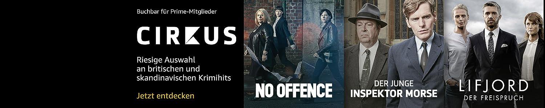 Riesige Auswahl an britischen und skandinavischen Krimihits