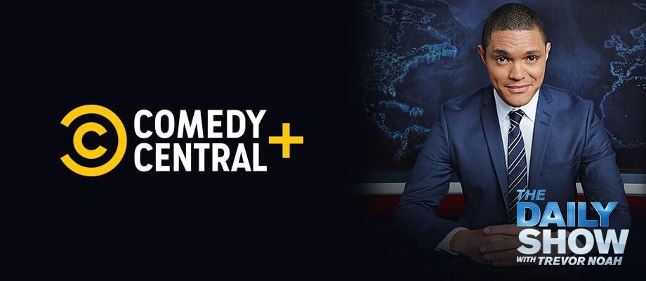 100% Comedy mit den besten Stand-Up Comedians, US-Serien und der Daily Show