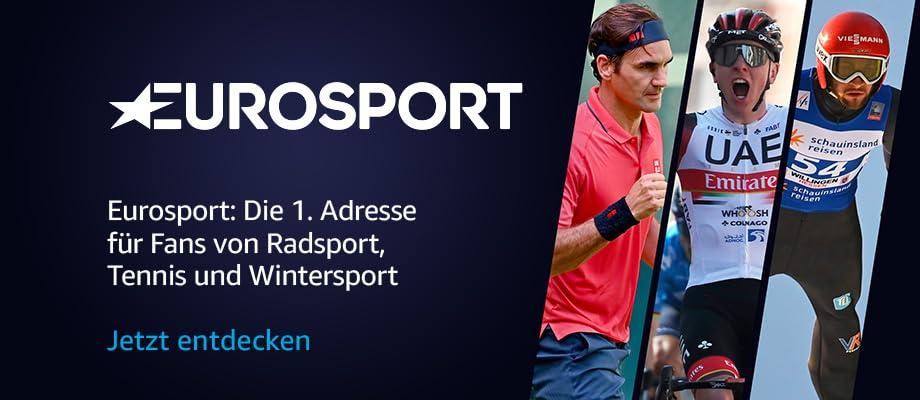 """Bundesliga LIVE"" by DAZN auf Eurosport 2 HD Xtra"