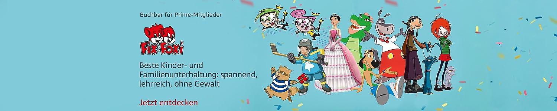 Filmspaß für die ganze Familie mit Filmen, Animationskino und Serien für Kinder