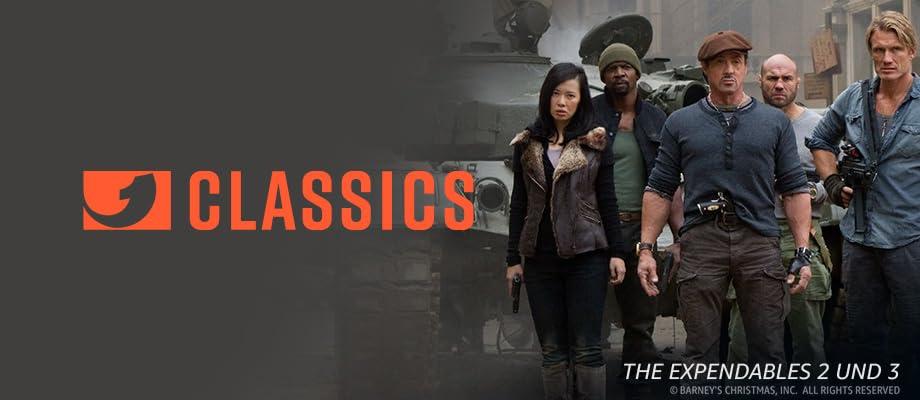 Kabel Eins CLASSICS präsentiert Kultfilme, Klassiker und tolle Unterhaltung für Ihr Zuhause!