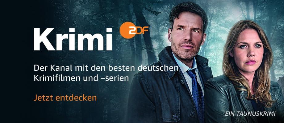 Der Kanal mit den besten deutschen Krimifilmen und –serien