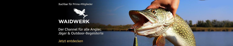 Der Channel für alle Angler, Jäger & Outdoor-Begeisterte