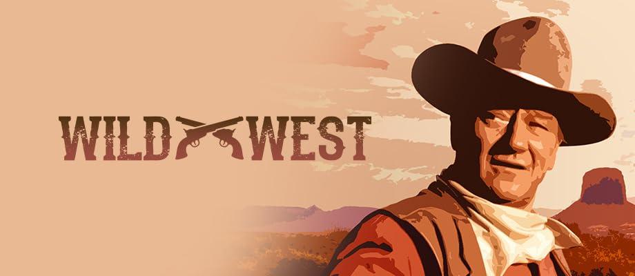 Internationale Western-Videothek aus über 80 Jahren Filmgeschichte
