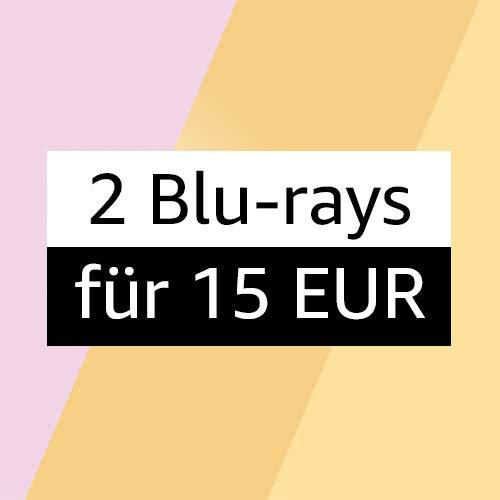 2 Blu-rays für 15 EUR