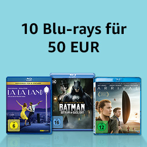 10 Blu-rays